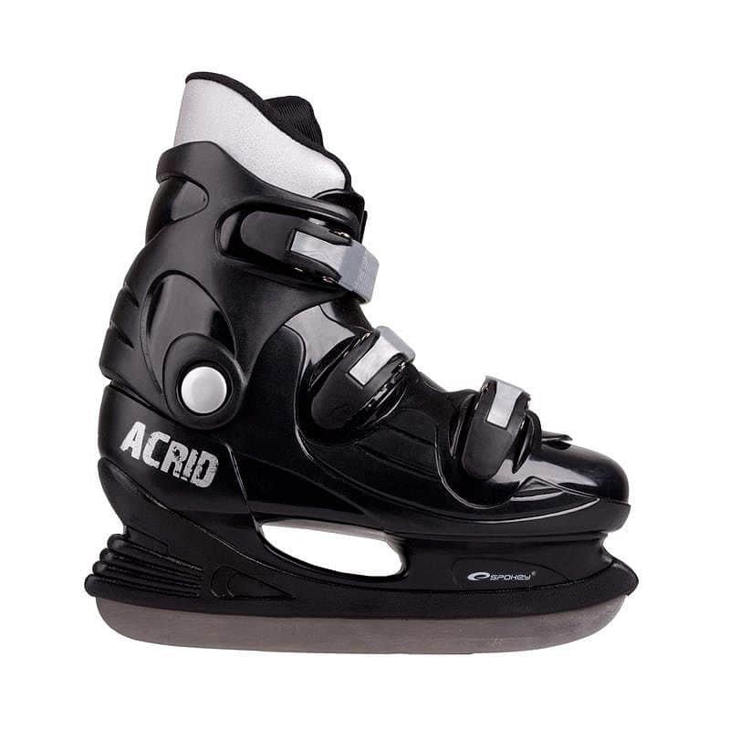 ACRID RENT Zimní brusle pánské černé 39-46