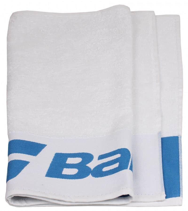 Towel ručník 90 x 50 cm barva: bílá-růžová
