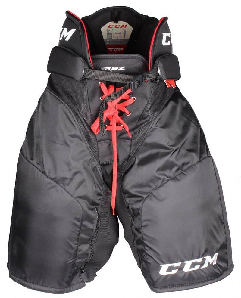 kalhoty RBZ 130 SR hokejové barva: černá;velikost oblečení: S