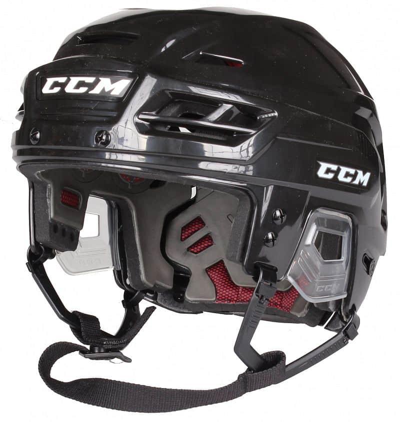 Hokejová helma CCM Fitlite SR bílá, vel. M
