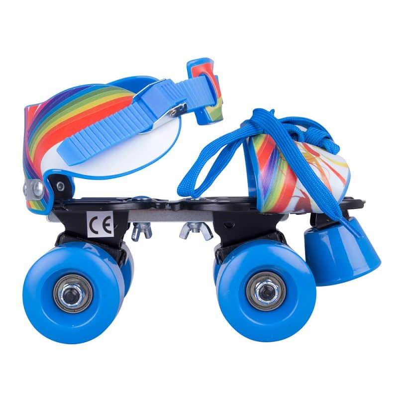 98903150e Nastaviteľné detské kolieskové korčule WORKER Garcetti   eFitness.sk