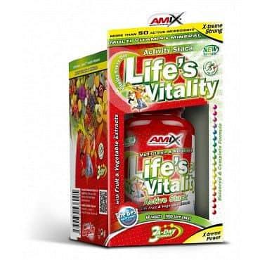 LIFE'S VITALITY ACTIVE STACK 60TBL BOX 60 tabl.