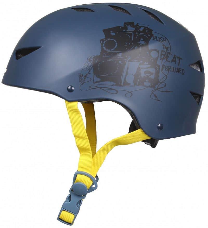 Deluxe helma in-line barva: antracitová;velikost oblečení: S