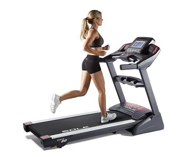 Bežecký pás SOLE Fitness F80 - servis u zákazníka