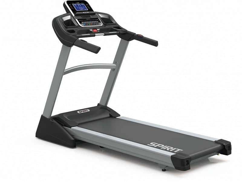 Běžecký pás Spirit Fitness XT385 - montáž zdarma, servis u zákazníka