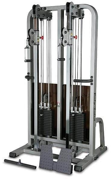Posilovací stroj Body Solid Dual Cable Column SDC2000G/1 - montáž zdarma, servis u zákazníka