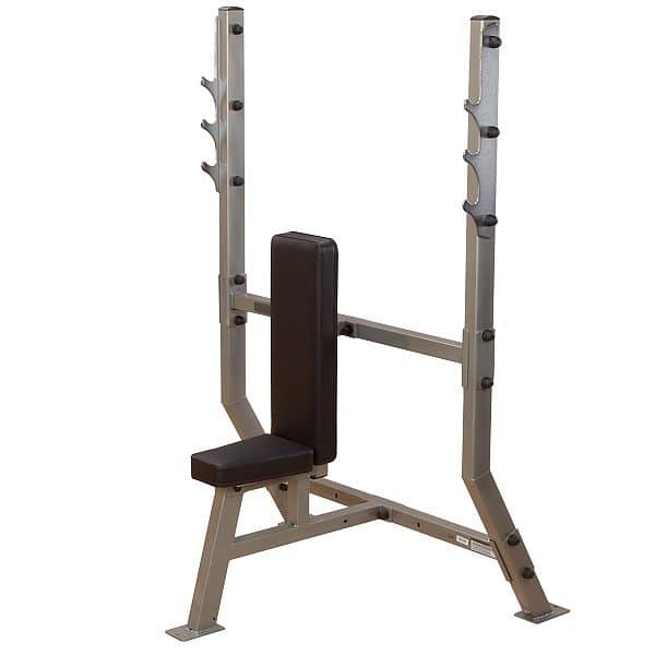 Profesionální bench lavice Body Solid SPB368G Shoulder press bench