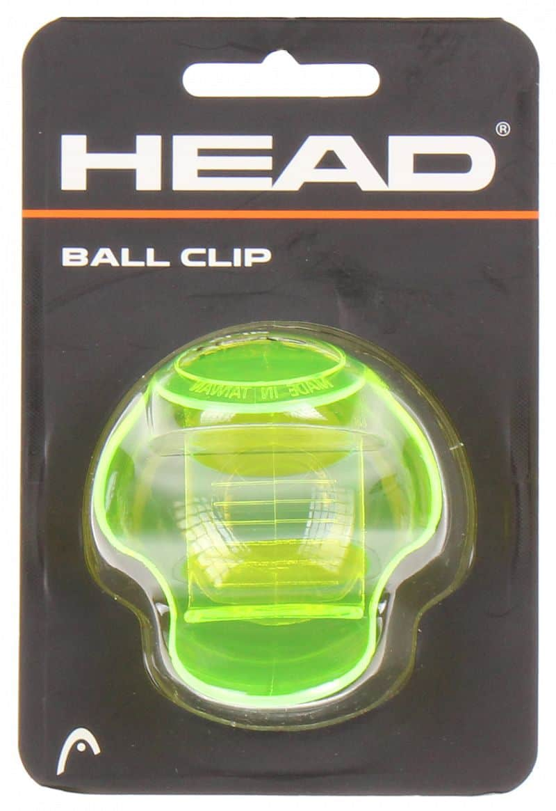 Ball Clip držák na tenisový míč barva: mix barev