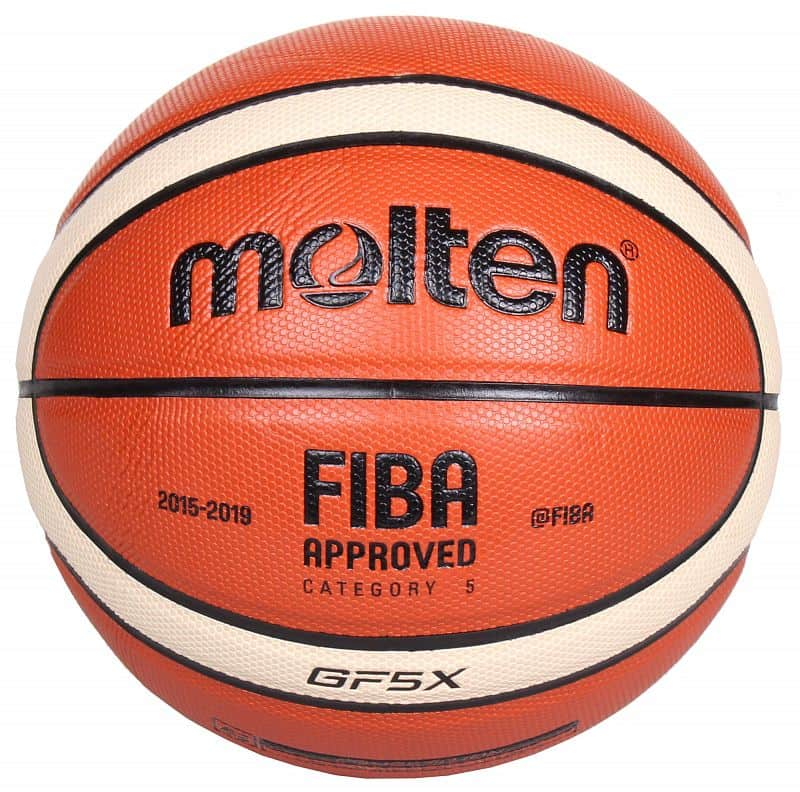 BGF5 basketbalový míč velikost míče: č. 5