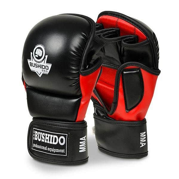 84cb872e30e MMA rukavice DBX BUSHIDO ARM-2011
