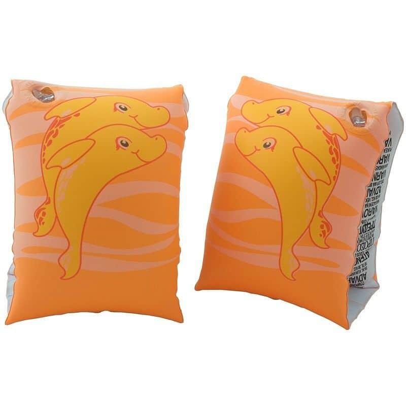 Dolphin plavecké rukávky barva: oranžová