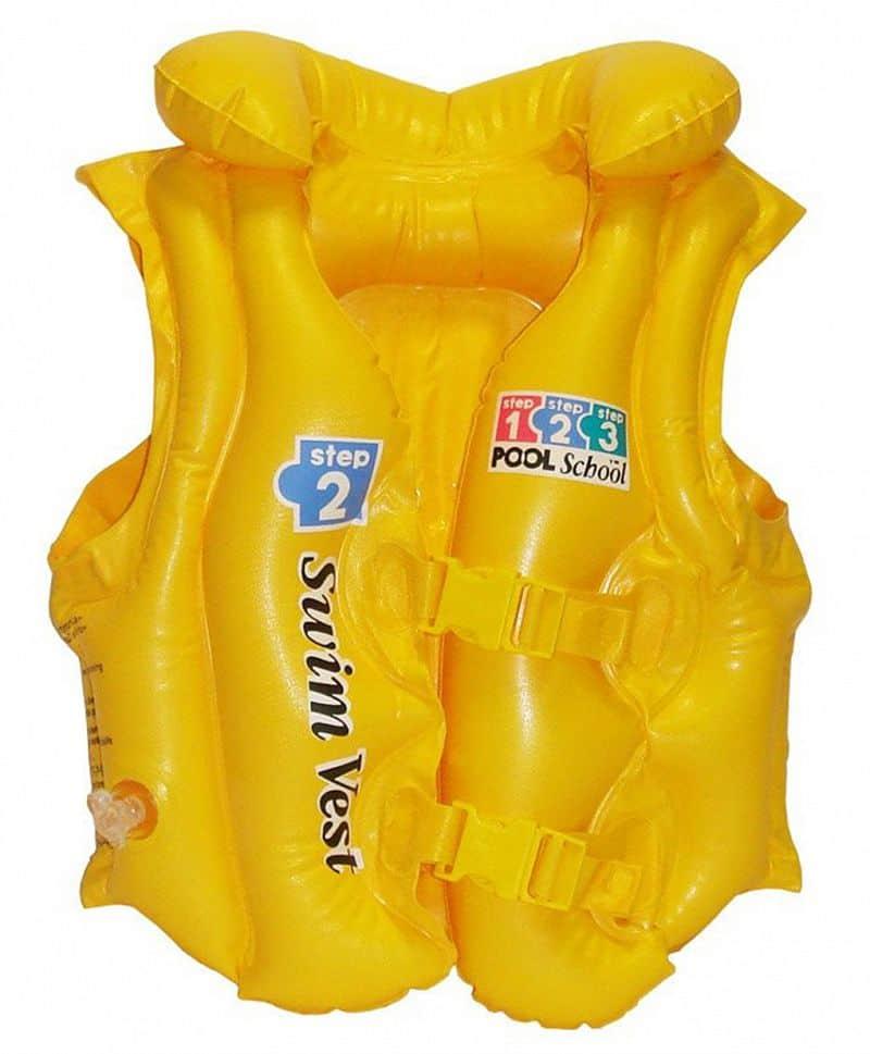 Pool School 58660 plavecká vesta