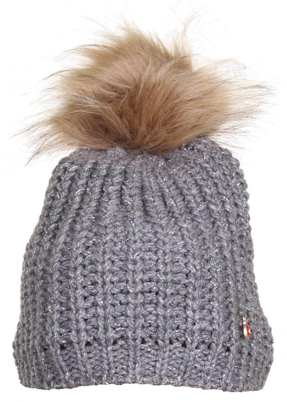 COB dětská zimní čepice barva: šedá