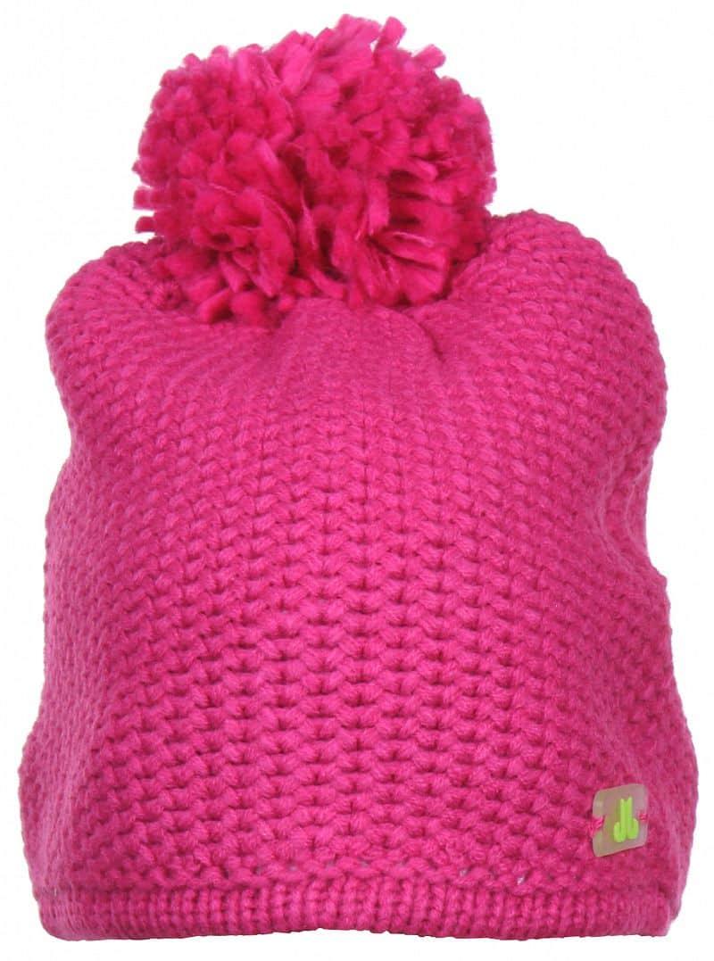 Solid Beanie dámská zimní čepice barva: šedá