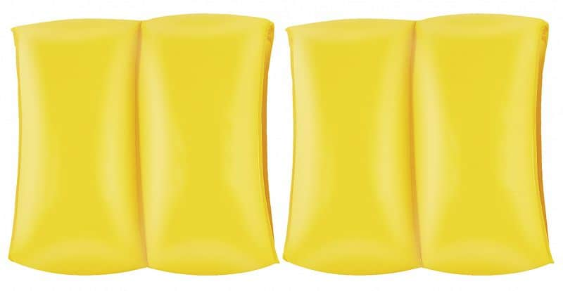 Kids 32005 plavecké rukávky barva: žlutá