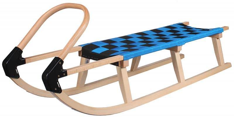 Lavina dřevěné sáňky délka: 125 cm