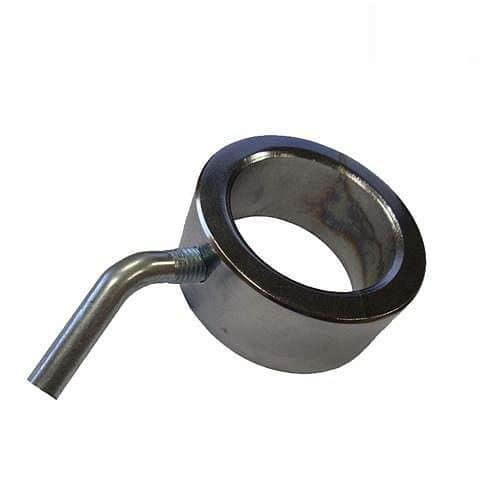 Uzávěr na OL osu ARSENAL 50 mm s kličkou