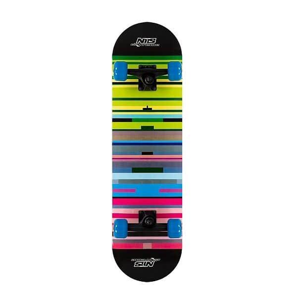 Levně Skateboard NILS Extreme CR3108 SA Error
