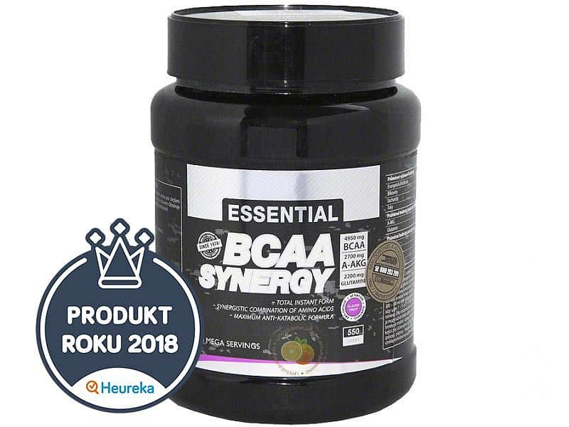 Essential BCAA Synergy 550g