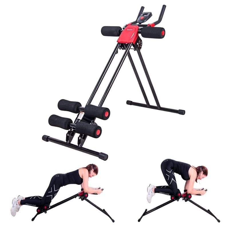 Posilňovač brušných svalov inSPORTline Ab Lifter Easy