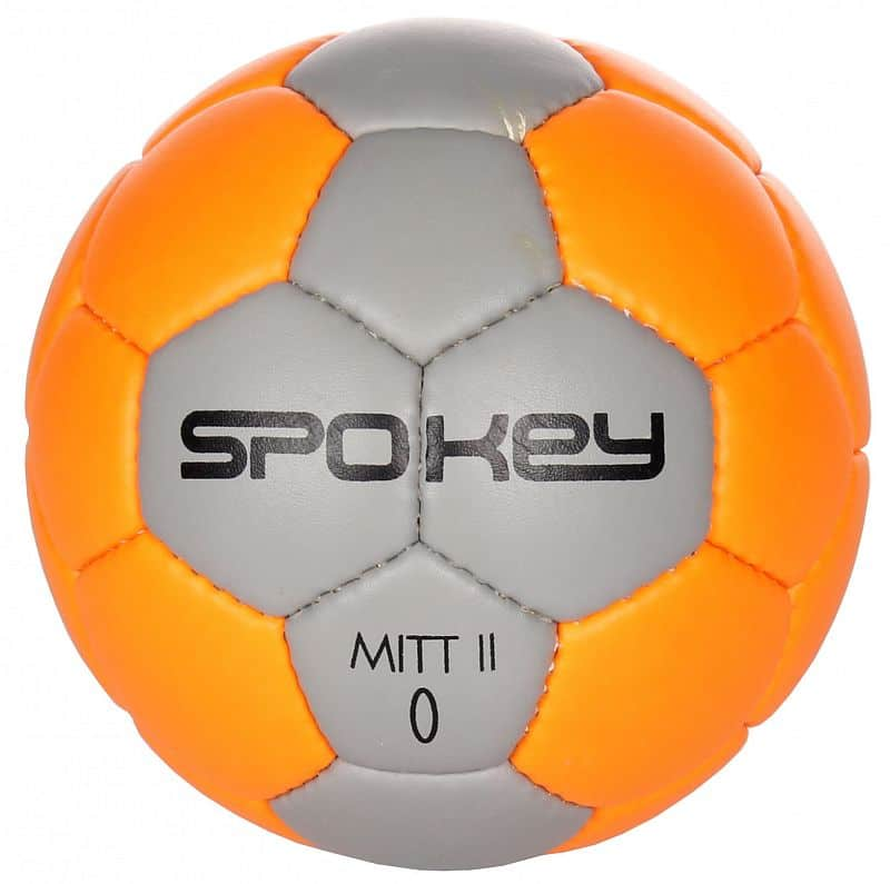 MITT II míč na házenou barva: oranžová-šedá;velikost míče: č. 0