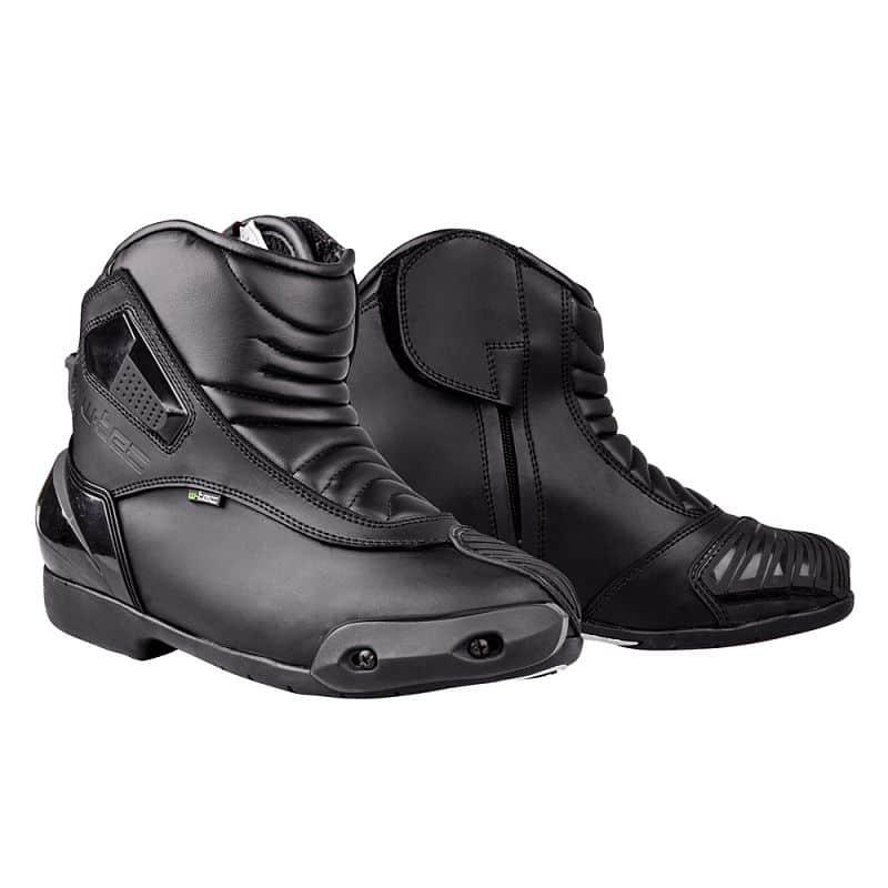 Levně Moto boty W-TEC TergaCE Barva černá, Velikost 40