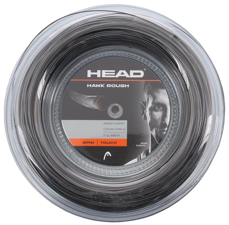 Head Hawk Rough 200m 1,25 mm antracitová