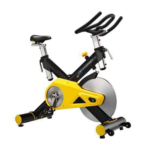 Cyklotrenažér Sportop Spin Bike CB8300