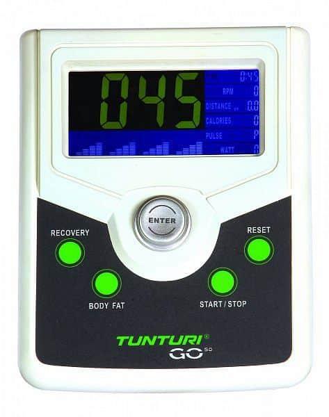Eliptický trenažér Tunturi GO - Cross Rear GO 50