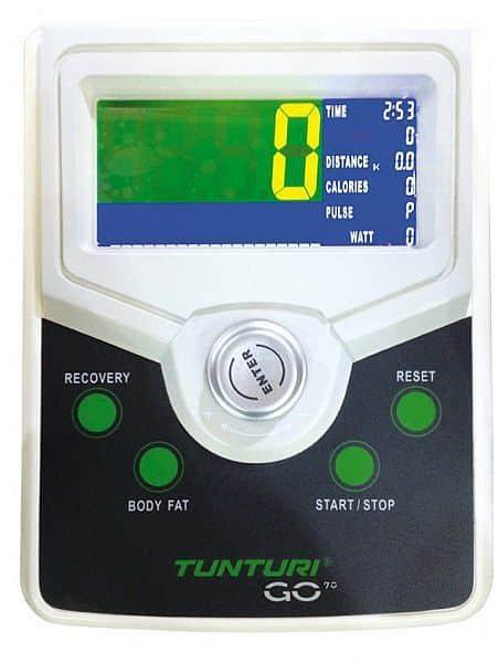 Eliptický trenažér Tunturi GO - Cross Rear GO 70