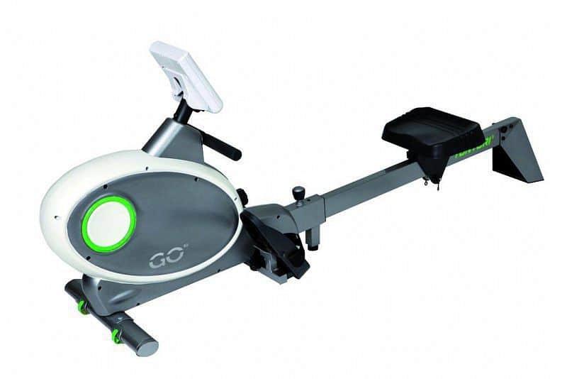 Veslařský trenažér Tunturi GO - Rower GO 30