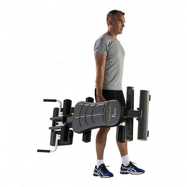 Posilovací lavice TUNTURI PURE STRENGTH CORE TRAINER