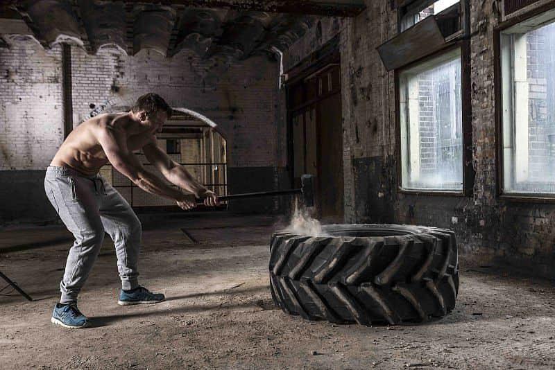 Marcy Gym Hammer 4 kg