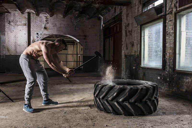 Marcy Gym Hammer 10 kg