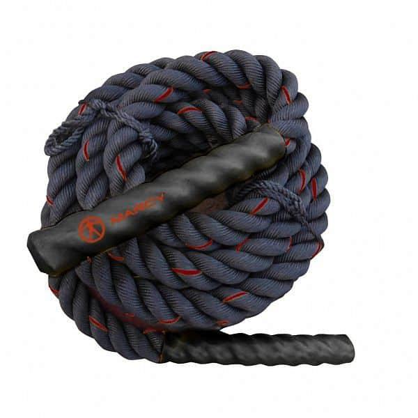 Marcy posilovací lano Battle Rope 9 m