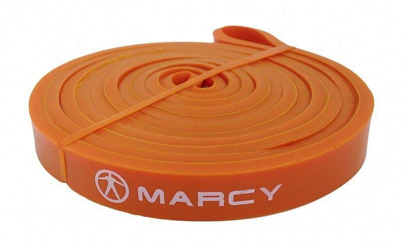 Marcy posilovací guma Power Band, oranžová