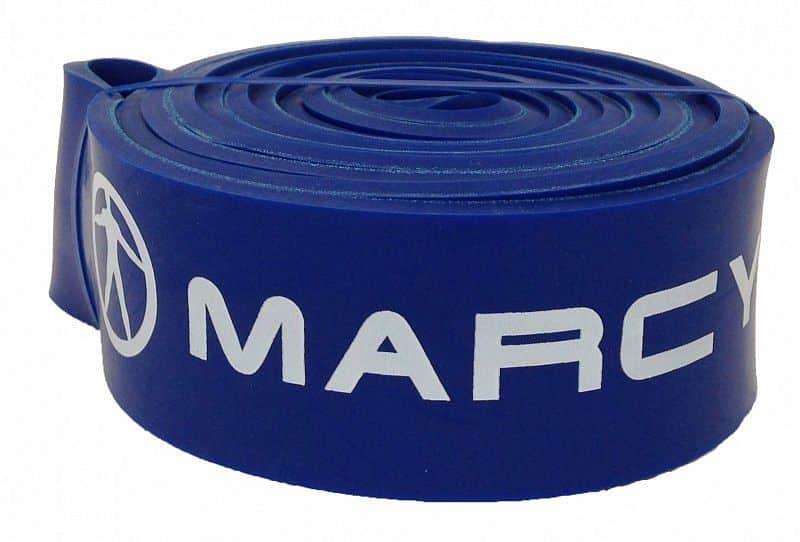 Marcy posilovací guma Power Band Heavy, modrá