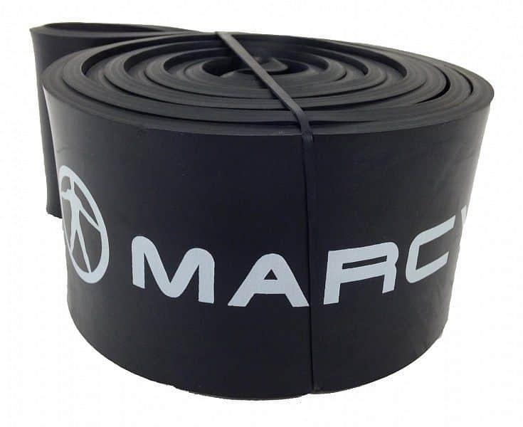 Marcy posilovací guma Power Band Extra Heavy, černá
