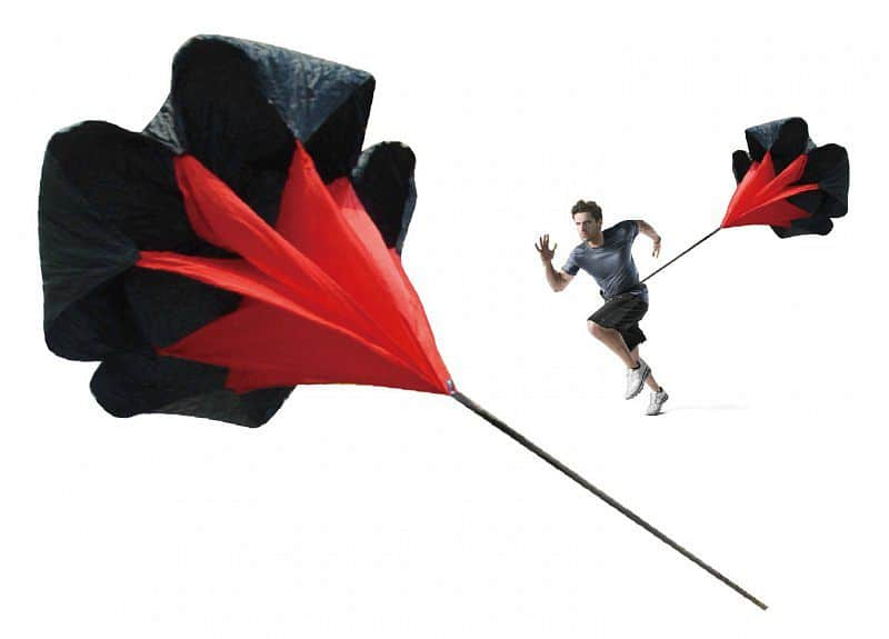 Marcy Speed Parachute