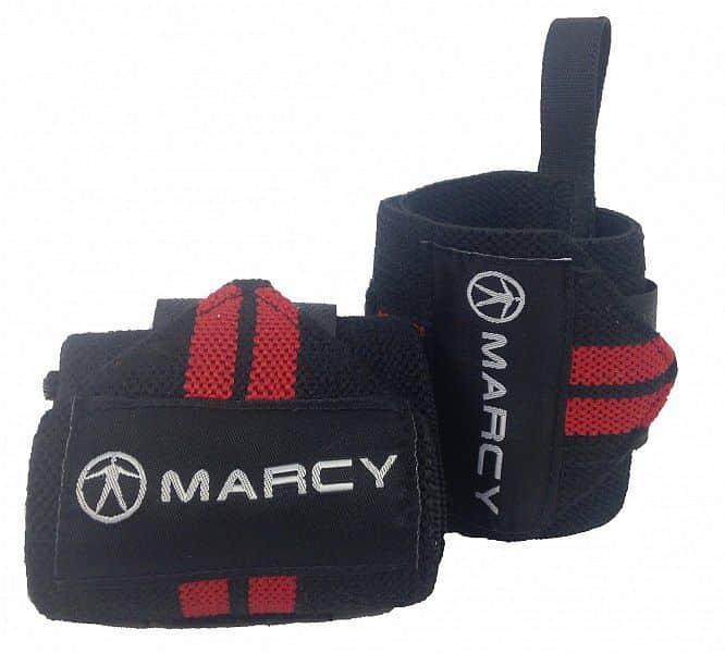 Marcy bandáže na zápěstí Wrist Wraps, pár