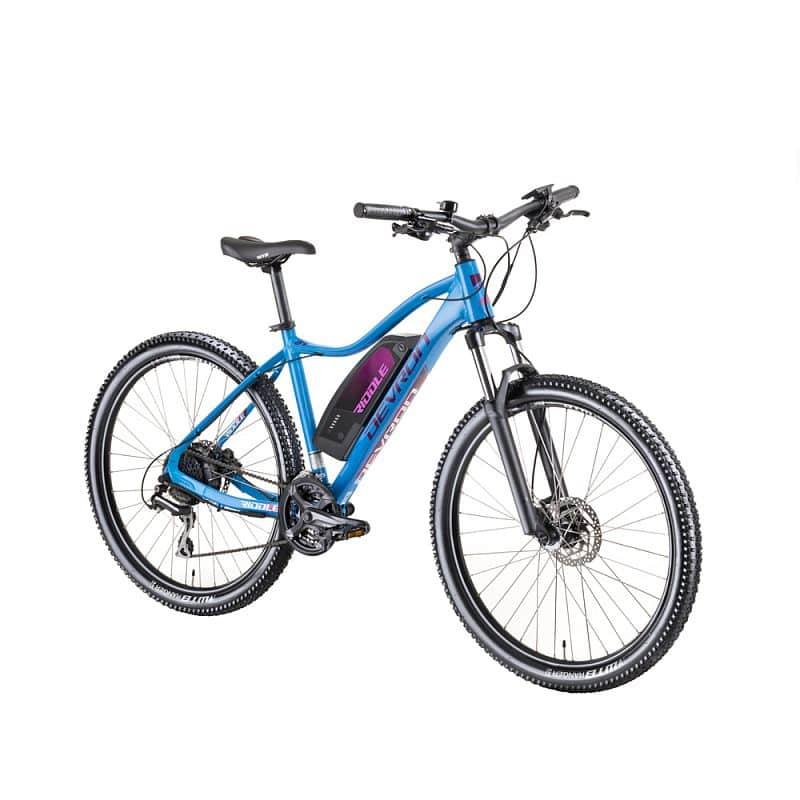 """Dámské horské elektrokolo Devron Riddle W1.7 27,5"""" - model 2019 Barva Blue, Velikost rámu 18"""" - montáž zdarma, servis u zákazníka"""