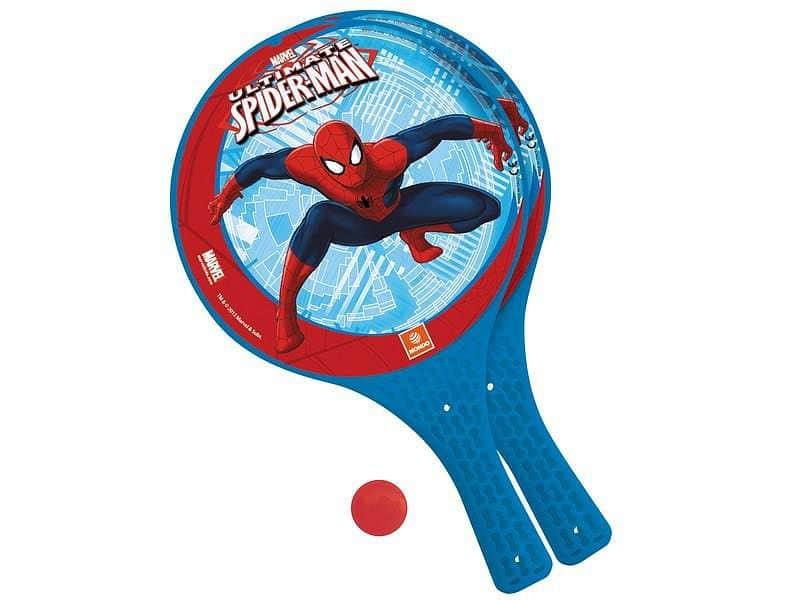 Levně Plážový tenis SPIDERMAN MONDO
