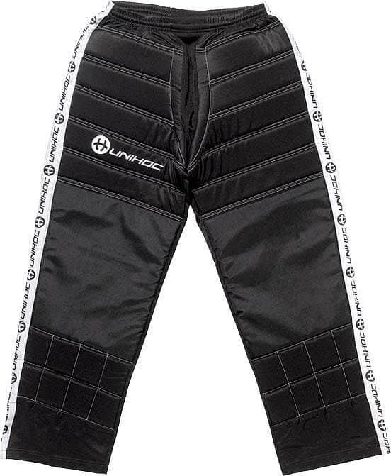 Florbalové brankářské kalhoty UNIHOC - Velikost M