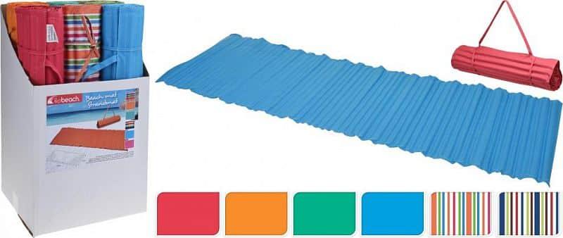 Plážové rolovací lehátko SEDCO PE 180x60 cm -