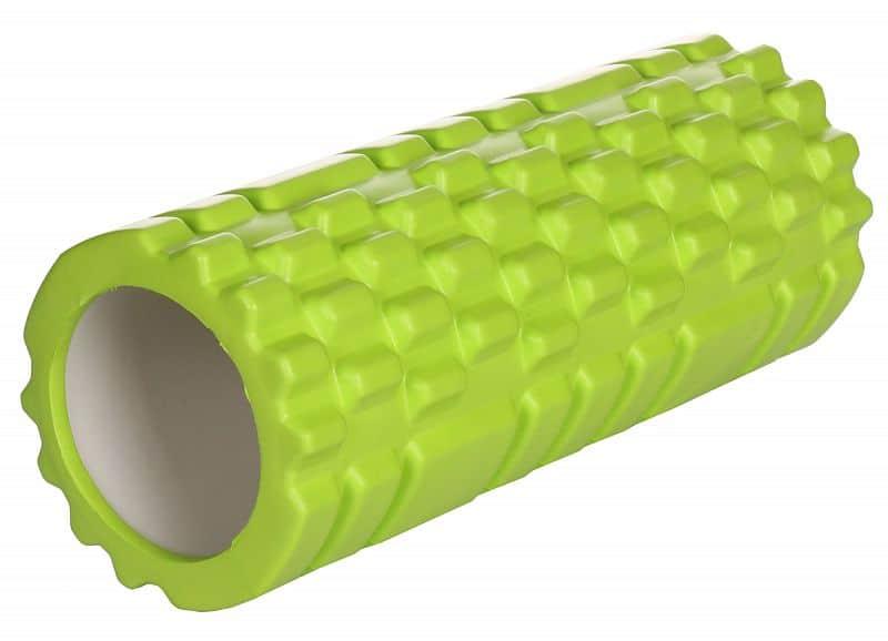 Yoga Roller F1 jóga válec barva: zelená