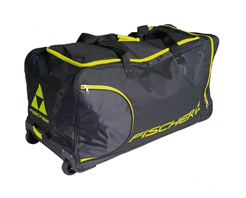 hokejová taška na kolečkách 2016 barva: černá;rozměr: junior