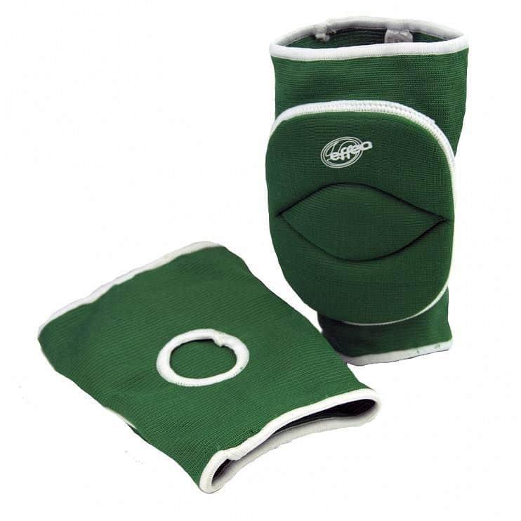 Chrániče kolen EFFEA 6644 SENIOR tm. zelené - Tmavě zelená