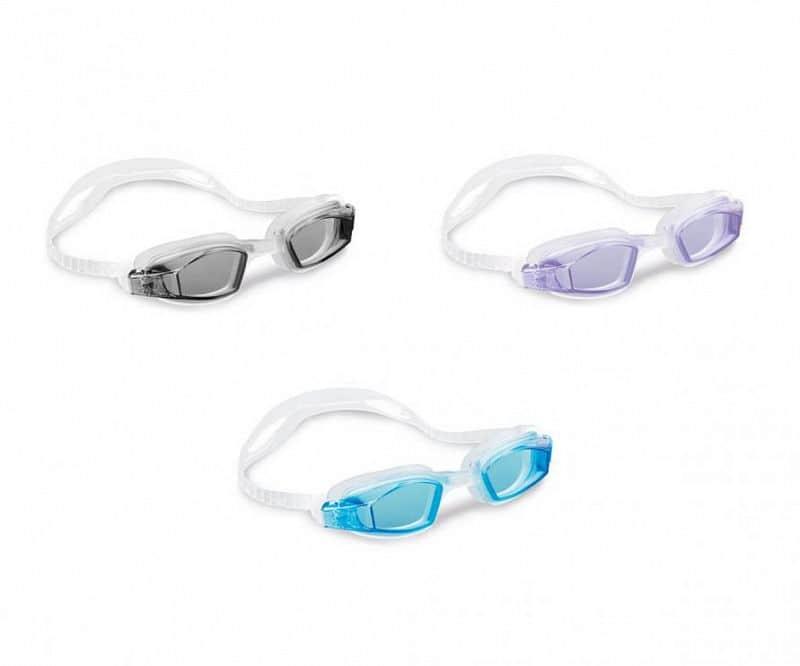 Plavecké brýle INTEX 55682 - Modrá