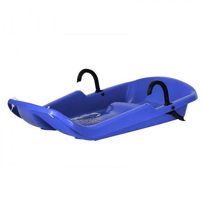 Boby TWISTER PLASTKON modrá 80x40x16cm - Modrá