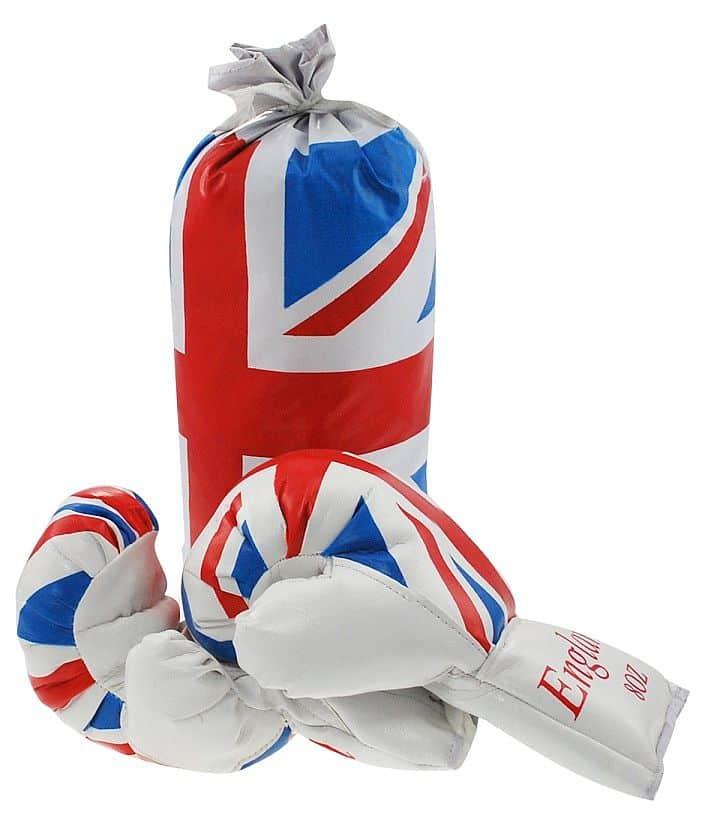 Dětská boxovací sada, GB